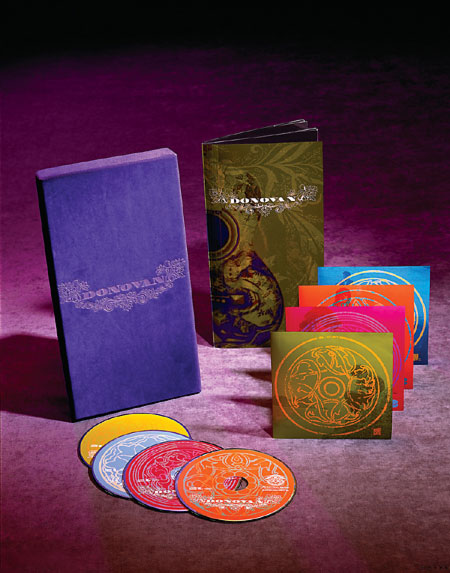 Donovan boxed set