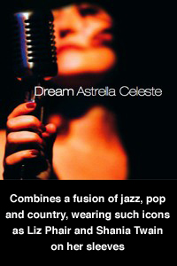 Astrella Celeste single & EP